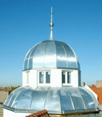 Wolfhagener Eintrachtstr. 5, Turm vom Dach aus